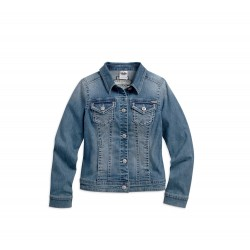 Patches & Pins Denim Jacket