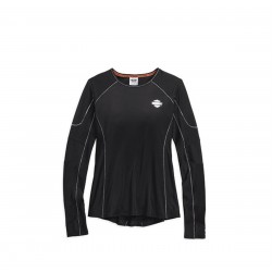 Performance Vented Long Sleeve Tee