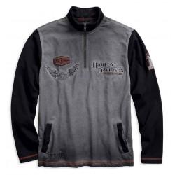 Iron Block 1/4-Zip Pullover