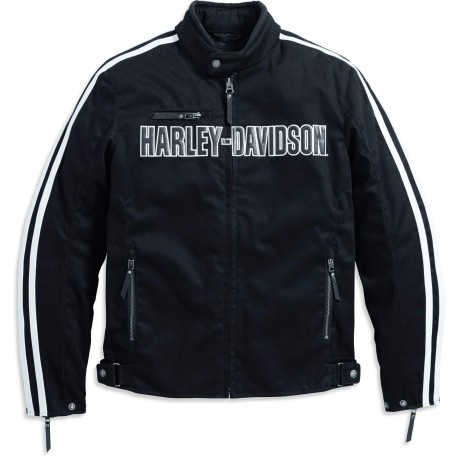 Riding Harley Rally 98163 Davidson 17em Jacket Textile CtqOt7wn8