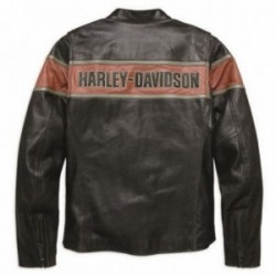 Blouson cuir homme Harley Davidson _ 98027-18em