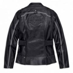 Blouson cuir femme Harley Davidson _ 98029-18vw