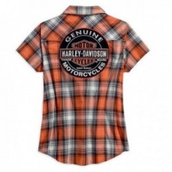 Chemisette Harley Davidson _ 99071-18vw