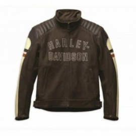 Blouson Cuir Homme Rayland Leather Jacket