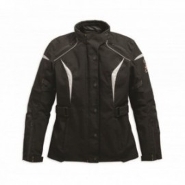 Blouson femme Harley Ladysmith Textile Riding Jacket