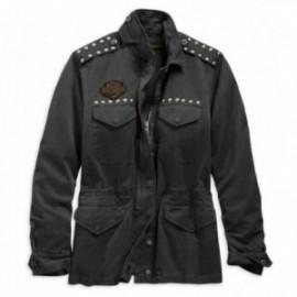 Veste Femme Harley Studded Field Jacket