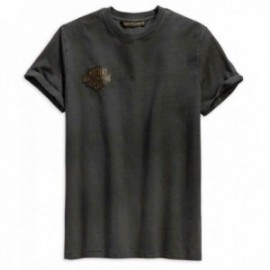 T-shirt Homme Harley Winged Logo Slim Fit Tee