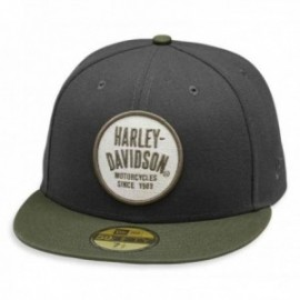 Casquette Harley Davidson Embroidered 59FIFTY Cap