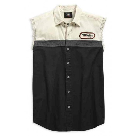Chemise H Blowout Davidson D® Racing Homme Harley 0mwN8n