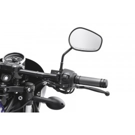 POIGNEES DIAMOND BLACK HARLEY-DAVIDSON
