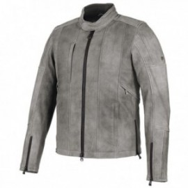Blouson Femme Harley Burghal Slim Fit Leather Jacket
