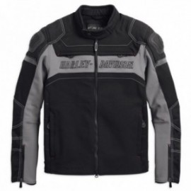 Veste Harley Homme FXRG Slim Fit Riding Jacket With Coolcore