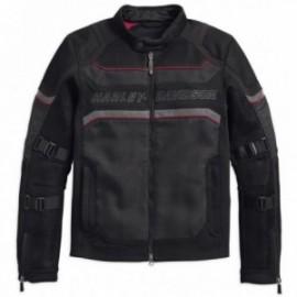 Blouson Homme Harley FXRG® Mesh Slim Fit Riding Jacket