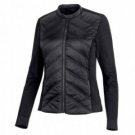 Blouson Femme Harley Quilted Stretch Nylon Jacket