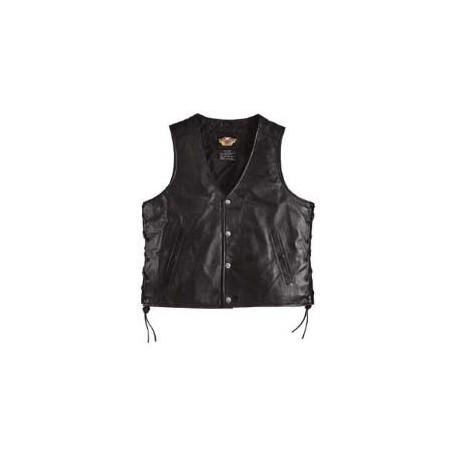 Pathway Leather Vest