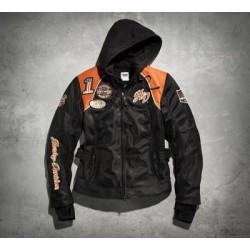 Cora 3-in-1 Mesh Jacket