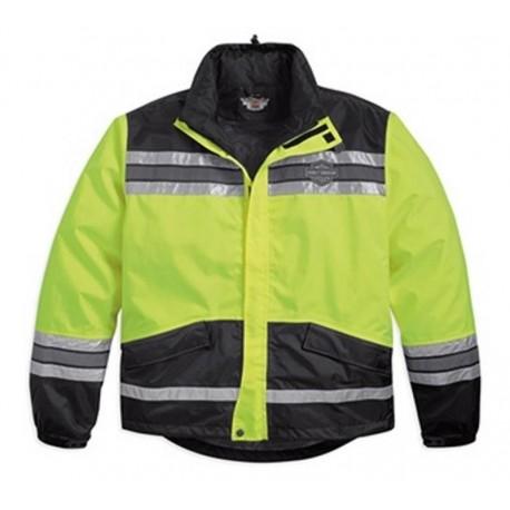 Hi-Vis Rain Suit