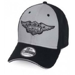 Bar & Shield Logo with Wings 39THIRTY® Baseball Cap