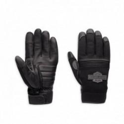 Stark Mesh & Leather Gloves
