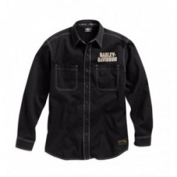 Genuine Classics Eagle Woven Shirt