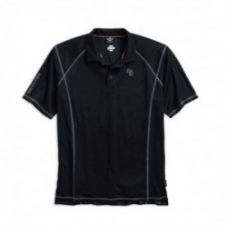 Performance Polo with coldblack® Technology