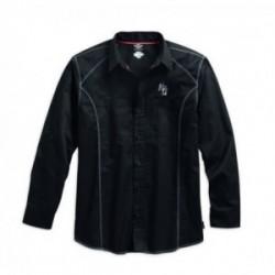 Performance Long Sleeve Shirt with coldblack® Technology