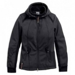 Wind-Resistant Soft Shell Mid-Layer Jacket