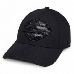Casquette sequin Logo Cap
