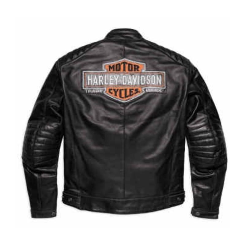 harley davidson legend leather jacket 98125 17em. Black Bedroom Furniture Sets. Home Design Ideas