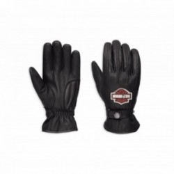 Enthusiast Leather Gloves