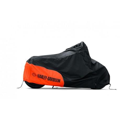 Housse de moto haut de gamme pour interieur harley for Housse moto harley davidson