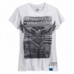 Ce haut à manches courtes Harley Davidson