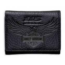 Portefeuille Harley Davidson 115th Anniversary