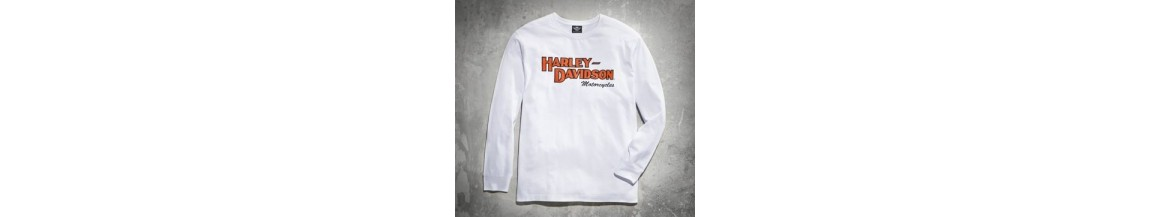 T-shirts Harley